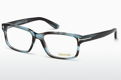 Óculos de design Tom Ford FT5313 086 - Azul, Azurblue