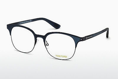 Óculos de design Tom Ford FT5347 089 - Azul, Turquoise