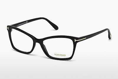 Óculos de design Tom Ford FT5357 001 - Preto