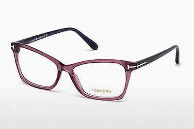 Óculos de design Tom Ford FT5357 075 - Rosa