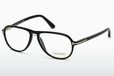 Óculos de design Tom Ford FT5380 001 - Preto