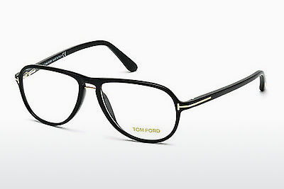 Óculos de design Tom Ford FT5380 056 - Castanho, Havanna