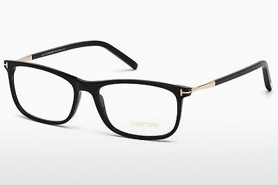 Óculos de design Tom Ford FT5398 001 - Preto, Shiny