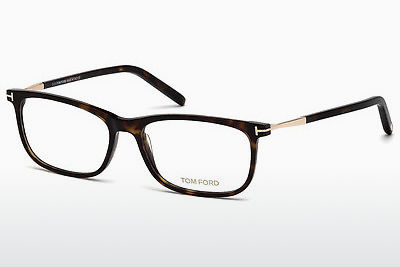 Óculos de design Tom Ford FT5398 052 - Castanho, Dark, Havana