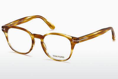 Óculos de design Tom Ford FT5400 053 - Havanna, Yellow, Blond, Brown