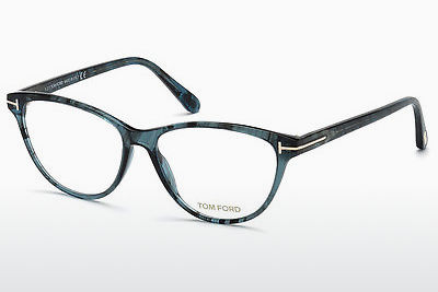 Óculos de design Tom Ford FT5402 095 - Verde, Bright