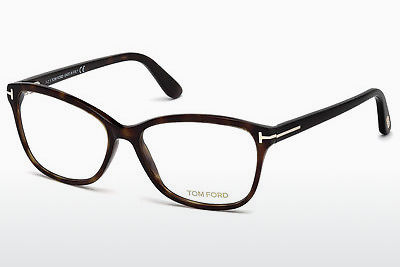 Óculos de design Tom Ford FT5404 052 - Castanho, Dark, Havana