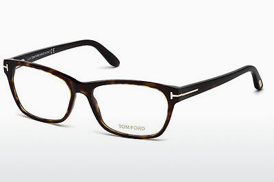 Óculos de design Tom Ford FT5405 052 - Castanho, Dark, Havana