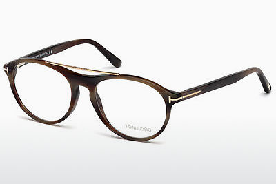 Óculos de design Tom Ford FT5411 062 - Castanho, Havanna