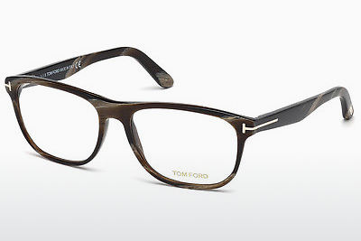 Óculos de design Tom Ford FT5430 062 - Castanho, Havanna