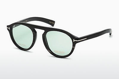 Óculos de design Tom Ford FT5441-P 62N - Castanho, Havanna