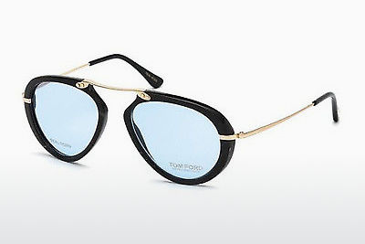 Óculos de design Tom Ford FT5442-P 62V - Castanho, Havanna