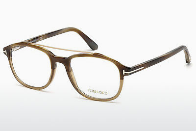 Óculos de design Tom Ford FT5454 062 - Castanho, Havanna