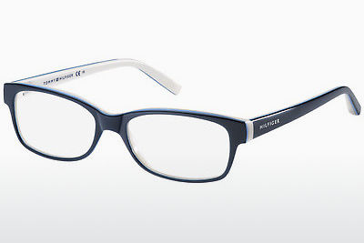 Óculos de design Tommy Hilfiger TH 1018 1IH - Azul