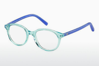 Óculos de design Tommy Hilfiger TH 1144 HA9 - Azul, Azure