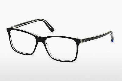 Óculos de design Web Eyewear WE5172 003 - Preto, Transparent