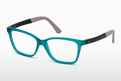 Óculos de design Web Eyewear WE5188 088 - Azul, Turquoise, Matt