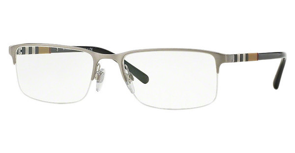 Burberry BE1282 1166 BRUSHED SILVER