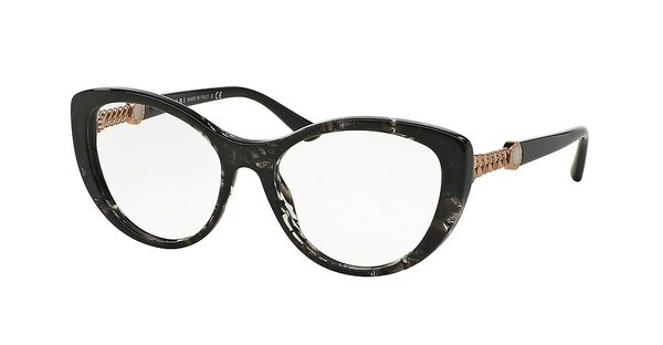 Bvlgari BV4110 5366 VERIEGATED BLACK