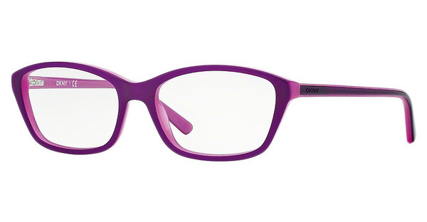 DKNY DY4658 3637 TOP VIOLET ON CYCLAMEN
