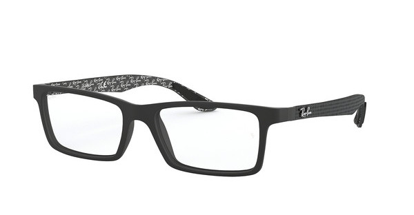 Ray-Ban RX8901 5263 DEMI GLOSS BLACK