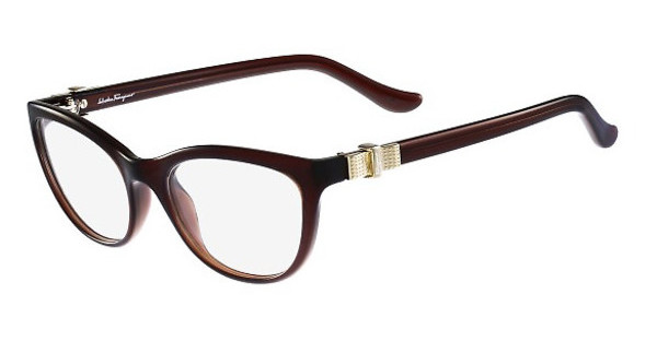 Salvatore Ferragamo SF2727 210 BROWN