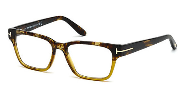 Tom Ford FT5288 050 braun dunkel