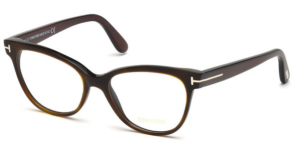 Tom Ford FT5291 052 havanna dunkel