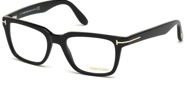 Tom Ford FT5304 001 schwarz glanz