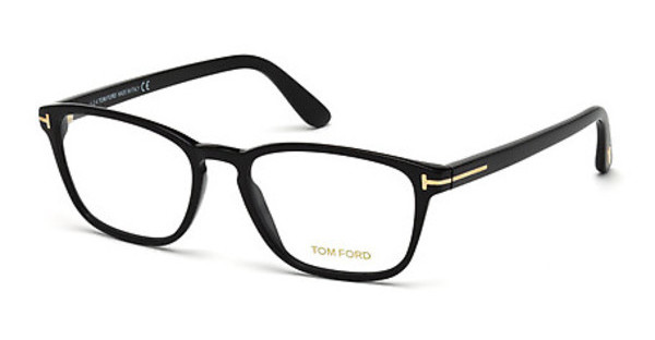Tom Ford FT5355 001 schwarz glanz