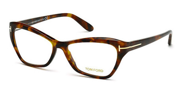 Tom Ford FT5376 052 havanna dunkel