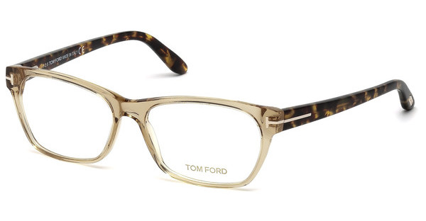 Tom Ford FT5405 045 braun hell glanz