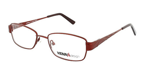 Vienna Design UN506 02 semimatt dark red