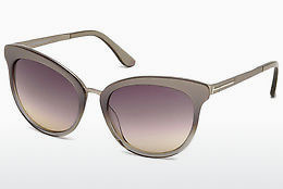 Óculos de marca Tom Ford Emma (FT0461 59B) - Corno, Beige, Brown