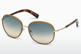 Óculos de marca Tom Ford Georgia (FT0498 60W) - Corno, Horn