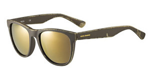 Boss Orange BO 0198/S 9EN/HJ GUN METAL FLBRW OCHRE