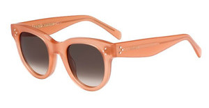 Céline CL 41053/S N8O/Z3 BROWN DEGRADE'ANT ROSE