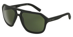 Dolce & Gabbana DG2146 126571 DARK GREENGREEN RUBBER