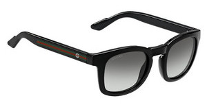 Gucci GG 1113/S D28/N6 GREY SFSHN BLACK (GREY SF)