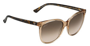 Gucci GG 3751/S 17Y/J6 BROWN SFRUSTHVCRY (BROWN SF)