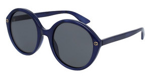 Gucci GG0023S 004 GREYBLUE