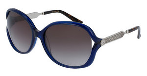 Gucci GG0076S 005 GREYBLUE
