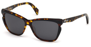 Just Cavalli JC738S 56A grauhavanna