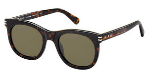 Marc Jacobs MJ 565/S TVD/8E BROWNHAVANA (BROWN)