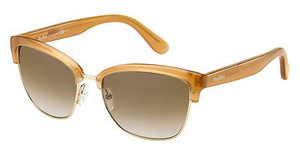 Max Mara MM CMASTER OGG/6Y BROWN SFGD HONEY (BROWN SF)