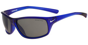 Nike ADRENALINE EV0605 411 CRYSTAL DEEP ROYAL BLUE/SILVER WITH GREY LENS LENS