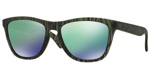 Oakley OO9013 901369 JADE IRIDIUMMATTE OLIVE INK URBAN JUNGLE