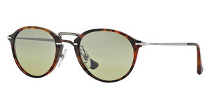 Persol PO3046S 108/83 PHOTO POLAR GRADIENT GREENLIGHT HAVANA