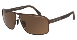 Porsche Design P8562 D-brown brown - 89