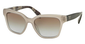 Prada PR 11SS UFH4S2 LIGHT BLUE GRAD LIGHT BROWNOPAL BEIGE
